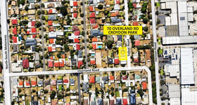 Development / Land commercial property for sale at 70 Overland Road Croydon Park SA 5008