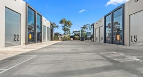 Factory, Warehouse & Industrial commercial property for sale at Unit  22/17-21 Export Drive Brooklyn VIC 3012