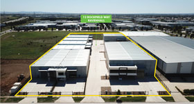 Factory, Warehouse & Industrial commercial property for sale at 12 Rockfield Way Ravenhall VIC 3023
