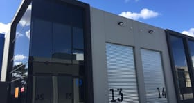 Industrial / Warehouse commercial property for lease at Unit  13 & 14/17-21 Export Drive Brooklyn VIC 3012