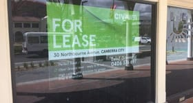 Shop & Retail commercial property for lease at Unit  1/30 Northbourne Avenue Canberra ACT 2601