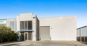 Factory, Warehouse & Industrial commercial property leased at 113 Wedgewood  Road Hallam VIC 3803