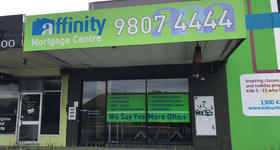 Shop & Retail commercial property for lease at 428 Huntingdale Road Mount Waverley VIC 3149