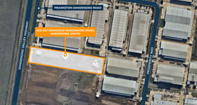 Development / Land commercial property for lease at 493-497 Frankston-Dandenong Road Dandenong South VIC 3175