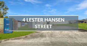 Development / Land commercial property for lease at 4 Lester Hansen Street Mackay QLD 4740