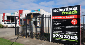 Showrooms / Bulky Goods commercial property for sale at 8/9 Chapel Street Dandenong South VIC 3175