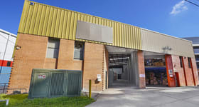 Factory, Warehouse & Industrial commercial property leased at Unit 2/55 Salisbury Road Hornsby NSW 2077