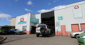 Factory, Warehouse & Industrial commercial property for lease at Unit 1/12 Watsford Road Campbelltown NSW 2560