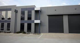 Factory, Warehouse & Industrial commercial property sold at 16/7 Samantha Court Knoxfield VIC 3180