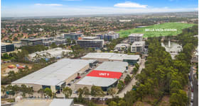 Factory, Warehouse & Industrial commercial property for lease at 9/5-7 Meridian Place Bella Vista NSW 2153