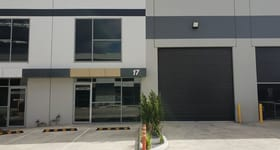 Industrial / Warehouse commercial property for sale at 17/43 Scanlon Drive Epping VIC 3076