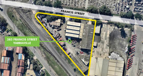 Industrial / Warehouse commercial property for lease at 383 Francis Street Yarraville VIC 3013