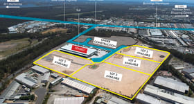 Industrial / Warehouse commercial property for lease at 1 Cnr Captain Cook Drive and Logistics Place Arundel QLD 4214
