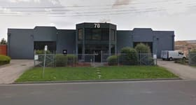 Showrooms / Bulky Goods commercial property for lease at 78A Merola Way Campbellfield VIC 3061