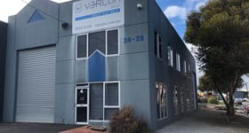 Factory, Warehouse & Industrial commercial property for lease at Unit 4, 28 Hampstead Road Maidstone VIC 3012