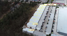 Factory, Warehouse & Industrial commercial property leased at 1/24-26 ELLERSLIE ROAD Meadowbrook QLD 4131