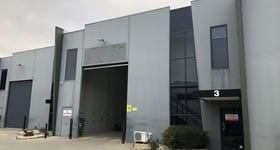 Industrial / Warehouse commercial property for lease at Unit 3/7-8 Len Thomas Place Narre Warren VIC 3805