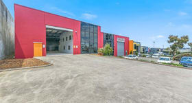 Factory, Warehouse & Industrial commercial property sold at 70 Melverton Drive Hallam VIC 3803