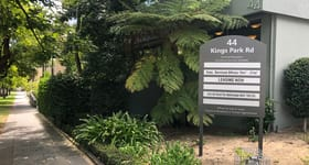 Offices commercial property leased at Suite 19/44 Kings Park Road West Perth WA 6005