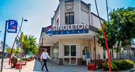 Medical / Consulting commercial property for lease at 157 - 159 John Street Singleton NSW 2330