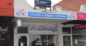 Shop & Retail commercial property for lease at 53 Glen Huntly Road Elwood VIC 3184