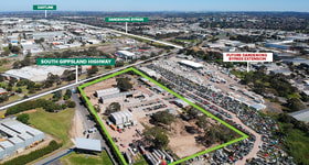 Factory, Warehouse & Industrial commercial property for sale at 105 South Gippsland Highway Dandenong VIC 3175