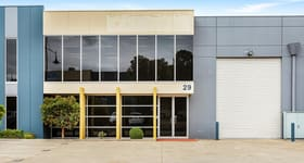 Factory, Warehouse & Industrial commercial property for lease at 29/140-148 Chesterville Road Cheltenham VIC 3192