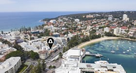 Offices commercial property for lease at 404&405/46 East  Esplanade Manly NSW 2095