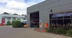 Industrial / Warehouse commercial property for lease at 4/278 FERNTREE GULLY ROAD Notting Hill VIC 3168