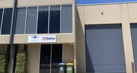 Industrial / Warehouse commercial property leased at 8/314 Governor Road Braeside VIC 3195