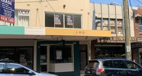 Medical / Consulting commercial property for lease at 1/72A Willoughby Road Crows Nest NSW 2065
