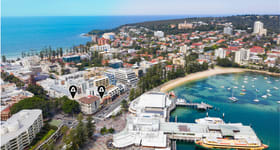Offices commercial property for lease at Level 1-3/6 The  Corso Manly NSW 2095