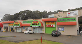 Showrooms / Bulky Goods commercial property for lease at Unit 1/Lot 2, 305 Hillsborough Road Warners Bay NSW 2282