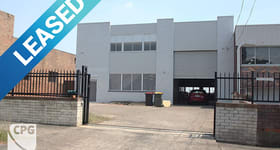 Factory, Warehouse & Industrial commercial property for lease at 15 Hugh Street Belmore NSW 2192