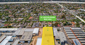 Industrial / Warehouse commercial property for lease at Storage Units/61 Lexton Road Box Hill VIC 3128