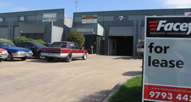 Industrial / Warehouse commercial property for lease at 7/19-25 Rimfire Drive Hallam VIC 3803