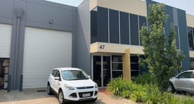 Industrial / Warehouse commercial property for lease at 47/140-148 Chesterville Road Moorabbin VIC 3189
