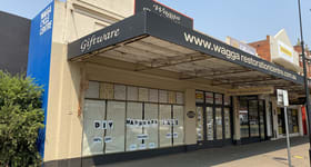 Showrooms / Bulky Goods commercial property for lease at 115B Fitzmaurice Street Wagga Wagga NSW 2650