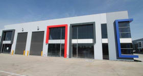 Factory, Warehouse & Industrial commercial property sold at Unit 14/84-100 Pacific Drive Keysborough VIC 3173