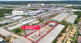 Factory, Warehouse & Industrial commercial property for sale at 202 Ewing Road Woodridge QLD 4114