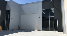 Showrooms / Bulky Goods commercial property for lease at 8/30-32 Christensen Street Cheltenham VIC 3192