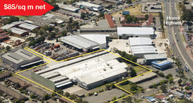Showrooms / Bulky Goods commercial property for lease at Lansvale NSW 2166