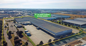Factory, Warehouse & Industrial commercial property for lease at 30-68 Taras Avenue Altona North VIC 3025