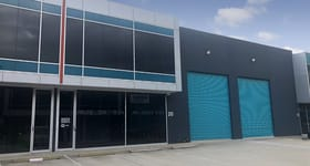 Factory, Warehouse & Industrial commercial property for sale at Unit  20/27-49 Corporate Boulevard Bayswater VIC 3153