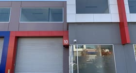 Showrooms / Bulky Goods commercial property leased at 10/15 Thackray Road Port Melbourne VIC 3207
