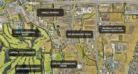 Development / Land commercial property for lease at 426 Boundary Road Dingley Village VIC 3172