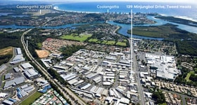 Offices commercial property for lease at 1/139 Minjungbal Drive Tweed Heads South NSW 2486