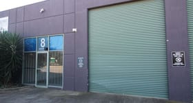 Factory, Warehouse & Industrial commercial property for lease at Unit 8/13-15 David Lee Road Hallam VIC 3803
