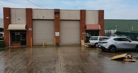 Factory, Warehouse & Industrial commercial property for lease at 2/36 Tuscan Court Thomastown VIC 3074