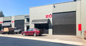 Factory, Warehouse & Industrial commercial property for lease at 20/10 Pioneer Avenue Thornleigh NSW 2120